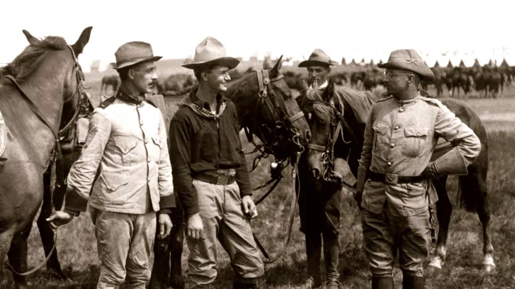 The Rough Riders of New Mexico