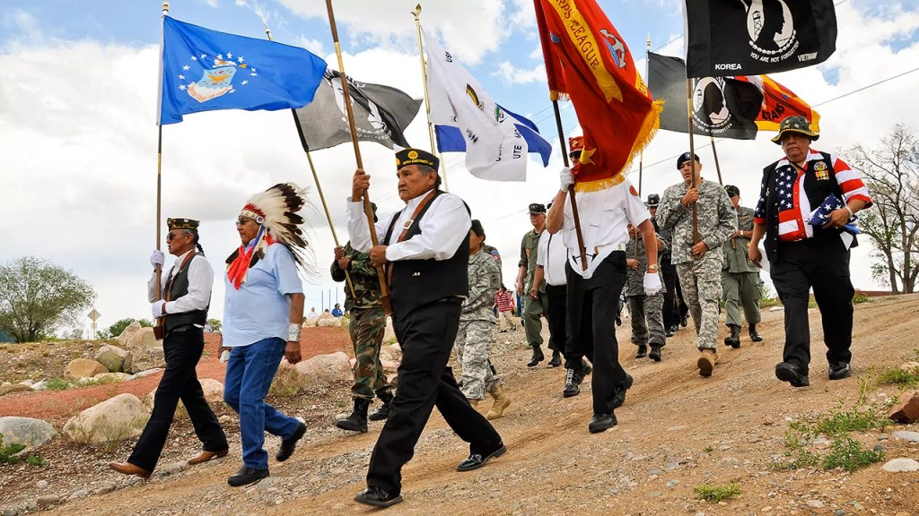 """""""Day of Remembrance"""" by Jeremy Shockley (for NMPBS New Mexico Veterans: Stories of Service)"""