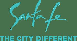 SantaFe-Logo-Tagline-NEWTurquoise