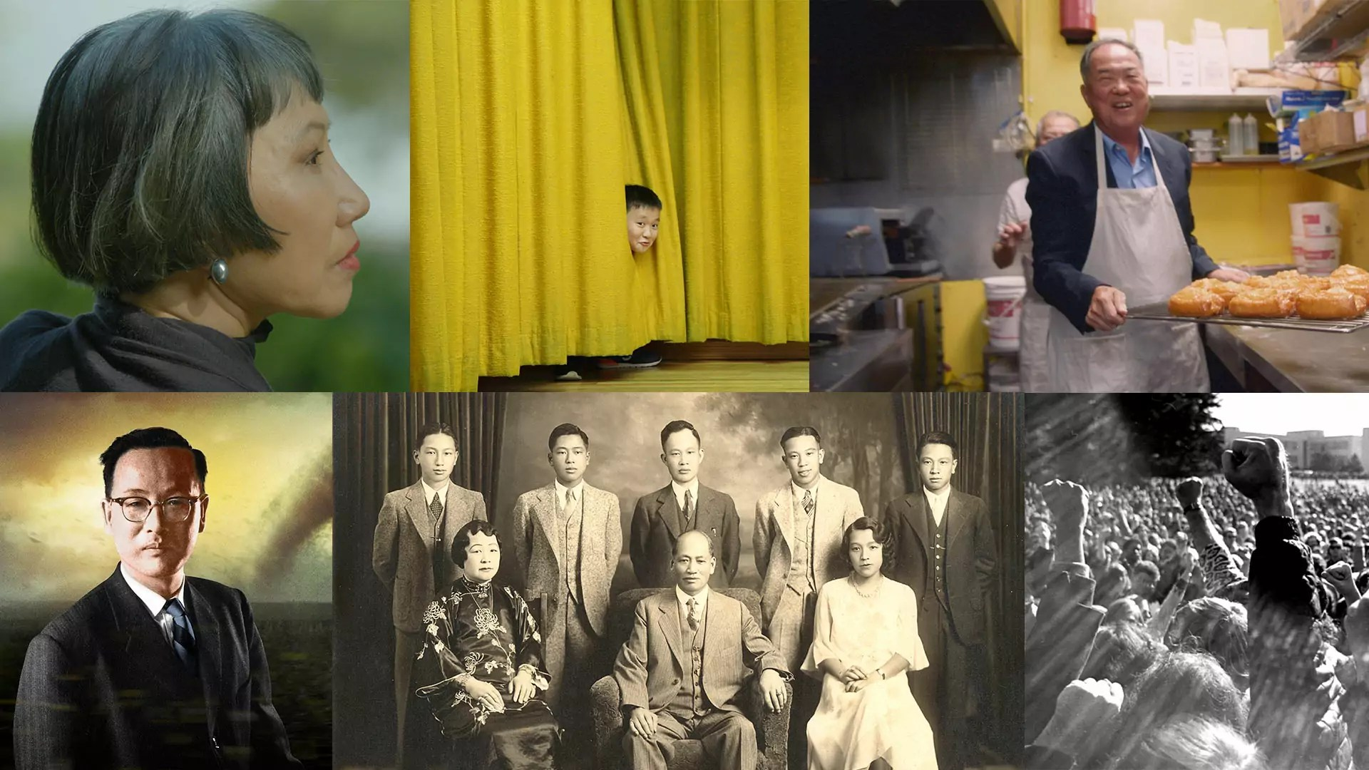 Asian American Heritage Collage