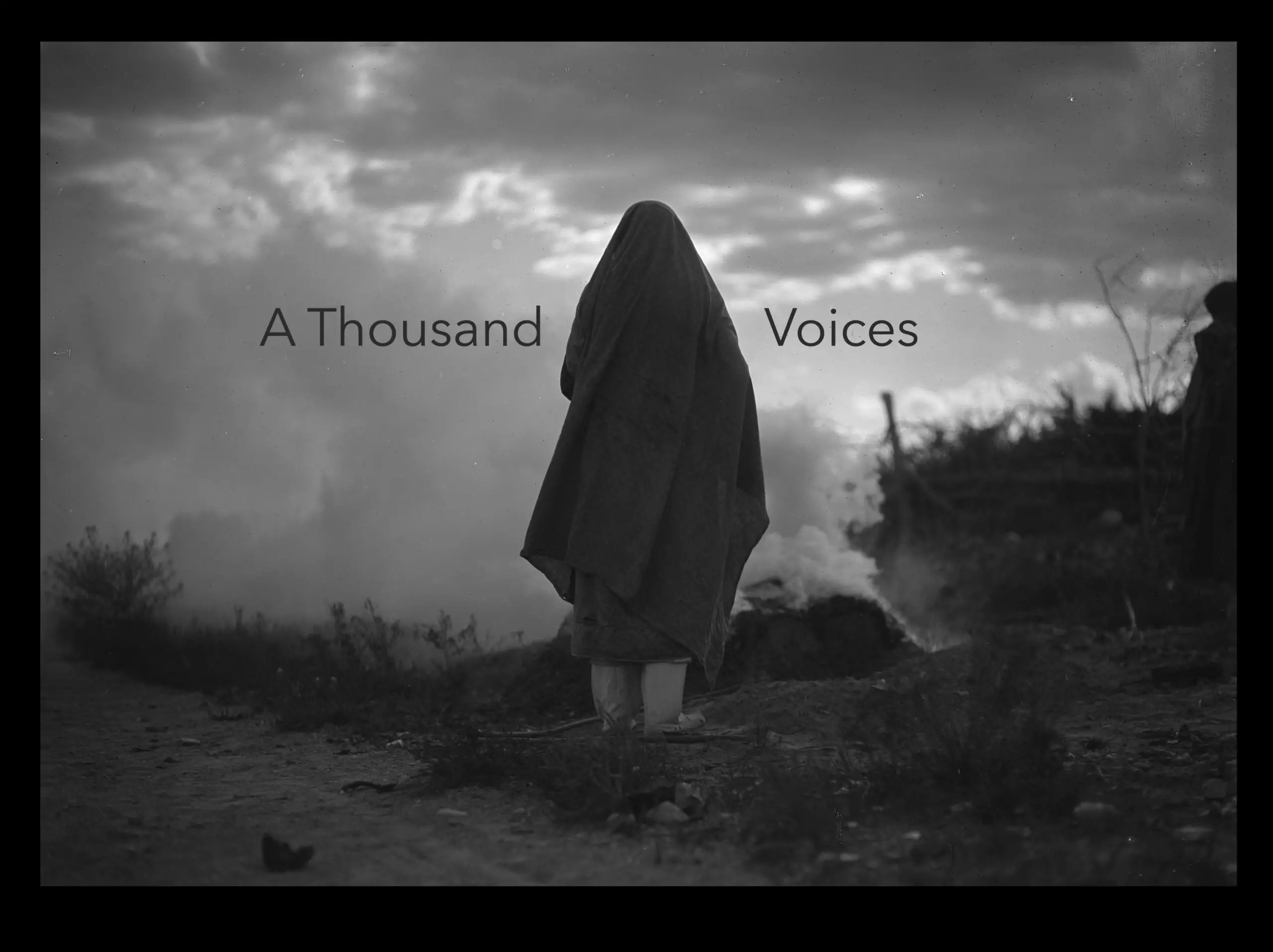A Thousand Voices Poster