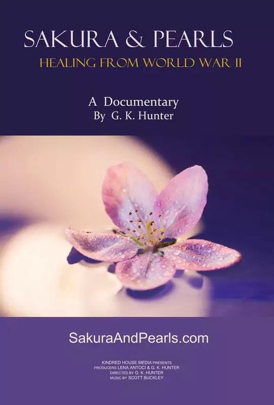 Sakura & Pearls Poster
