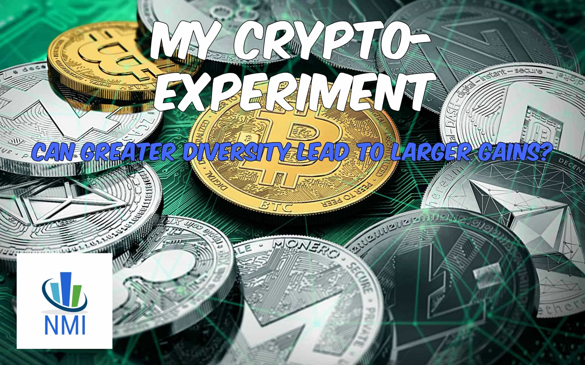 My Crypto-Experiment
