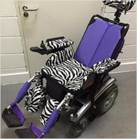 Customized Pimp Your Chair Service Debuts  New Mobility