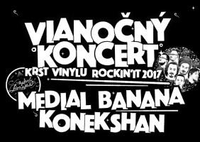 Medial Banana - krts vinylu Rockin´it 2017