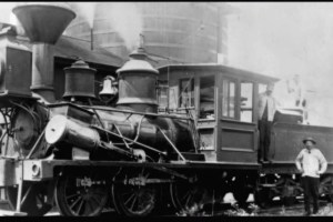 Norfolk and Western Railway New Moon Network