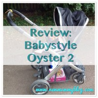 Review: Babystyle Oyster 2