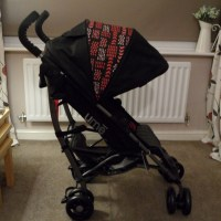 Review: Summer Infant Ume One Pushchair