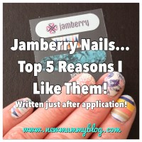 Jamberry Nail Wraps Review... I love them!?