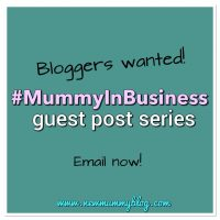 Mummy In Business Guest Post Series