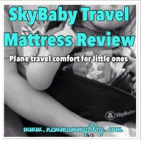 SkyBaby Travel Mattress Review