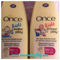I'm Loving: Boots Soltan Sun Cream for kids