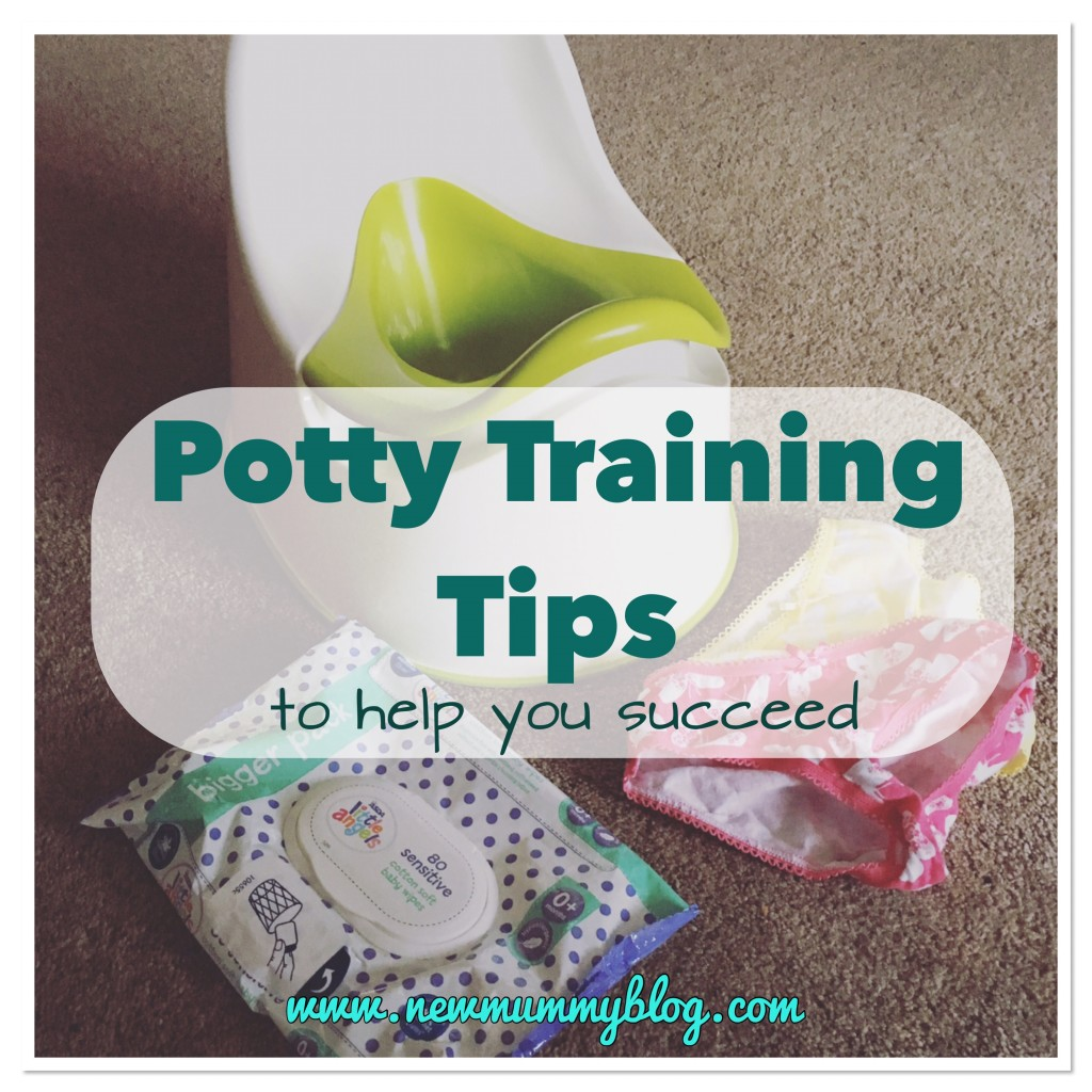Potty Training Tips to succeed