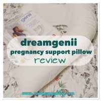 Dreamgenii Pregnancy Pillow | REVIEW