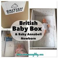 British Baby Box & Baby Annabell Newborn | Mum to be gifts