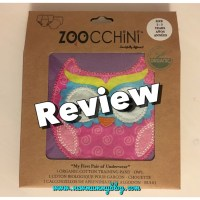 Zoocchini toilet training pants | REVIEW | Potty Training