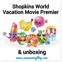 SHOPKINS WORLD VACATION movie & Unboxing | #SPKWorldVacation