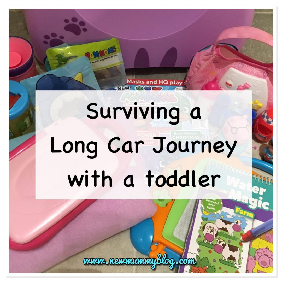 Long Car Journey With A 2 Year Old Toddler Tips Amp Activities