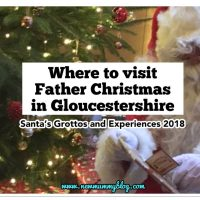Where to visit Father Christmas in Gloucestershire 2018   20+ Santa's Grottos
