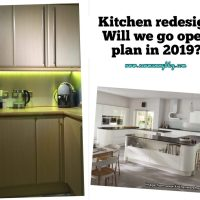 Redesigning the kitchen in 2019 - thinking of making an open plan family kitchen diner