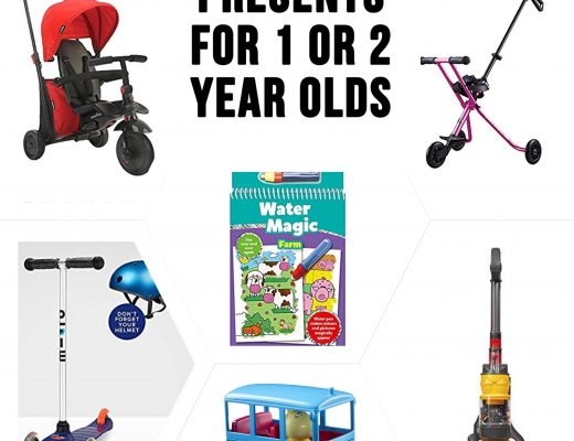 Christmas Gift Ideas For A 1 Year Old