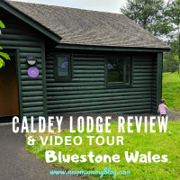 Caldey Lodge - Bluestone Wales [+ video tour]