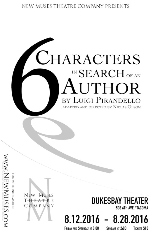 6 Characters in Search of an Author