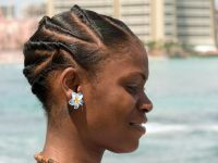 Natural Braided Hairstyles for Black Hair