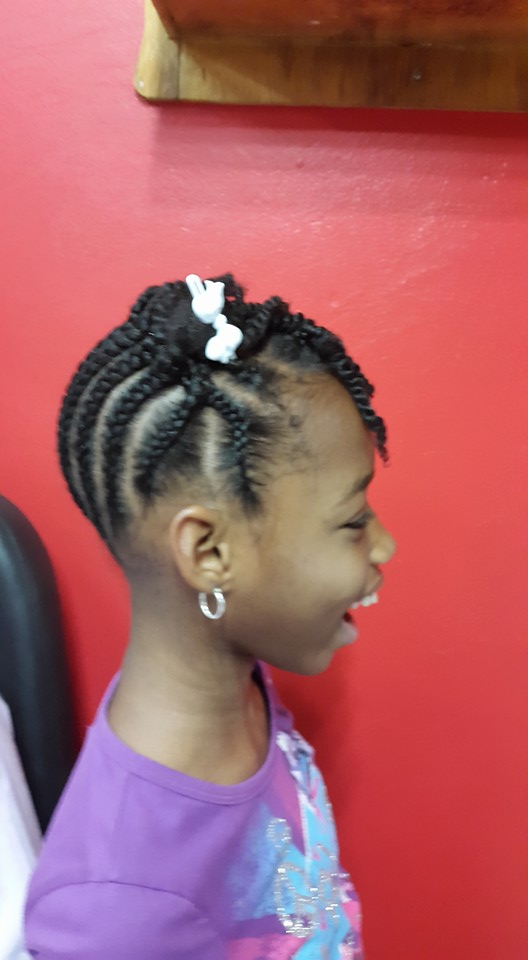 Natural Twist Hairstyles For Kids Hairstyles Amp Haircuts