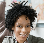 4 easy natural hairstyles