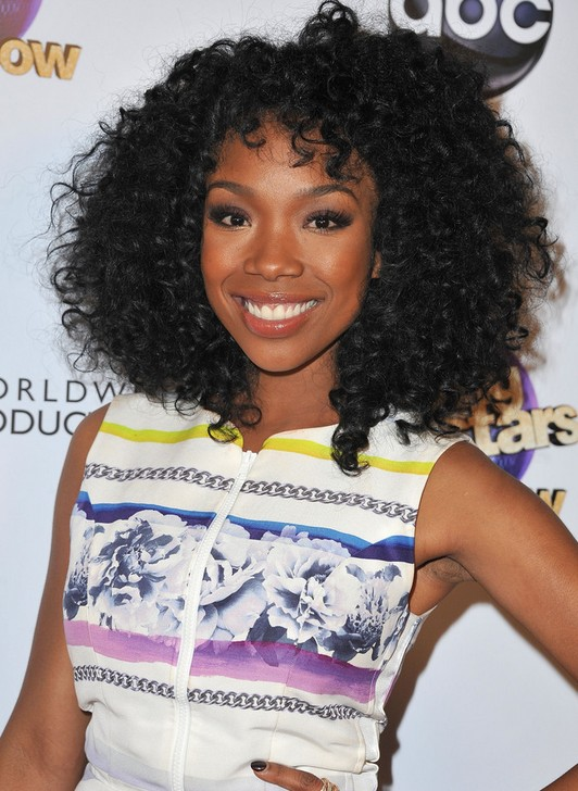 Trendy 20 Natural Hair Styles For African American New Natural