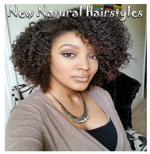 18 Natural Bob Hairstyle Ideas To Try New Natural Hairstyles