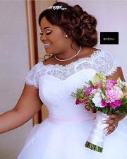 natural hairstyles wedding