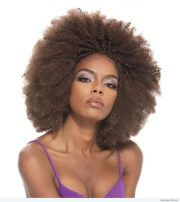 age 13 trendy afro short natural