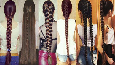 14 Showy Braided Hairstyles For Long Hair Ideas New Natural