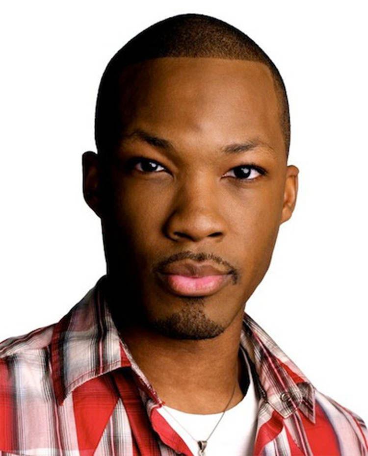 African American Short Bob