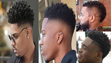 Curly Hairstyle Ideas For African American Men New Natural