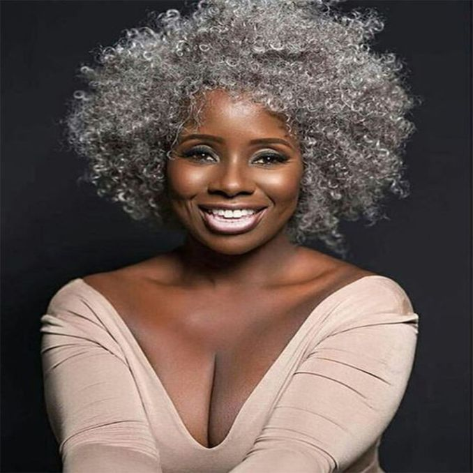Image Result For Black Natural Hairstyles For Medium Hair