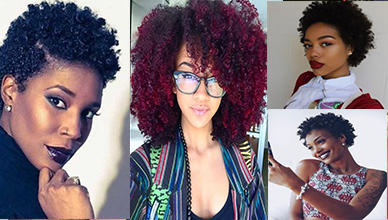 7 Best Curly Hairstyles For African American Female New Natural