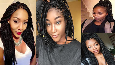Black Box Braids Archives New Natural Hairstyles