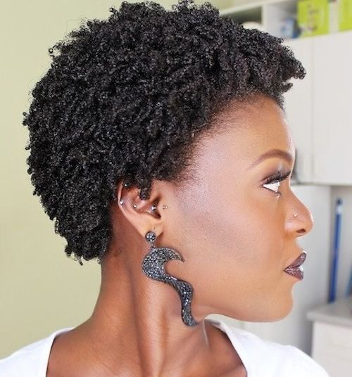 Best 6 Short Natural Hairstyles For Black Women New Natural