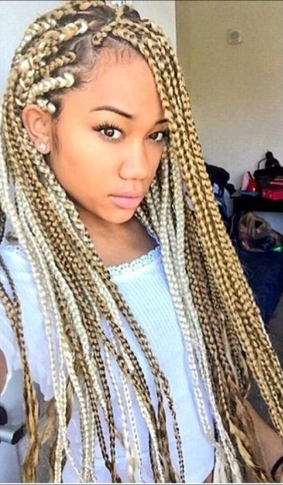 Image Result For Africanerican Long Hair