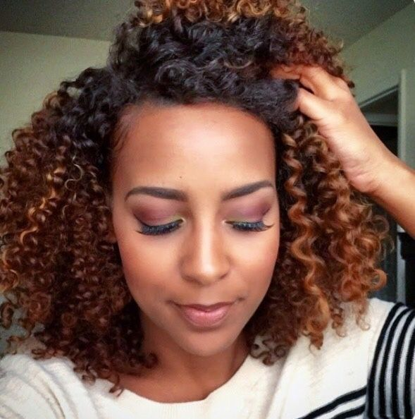 13 Dark And Lovely Honey Blonde On Natural Hair New Natural