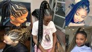 2 goddess braids with weave natural
