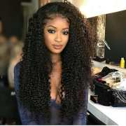 latest curly hairstyles african