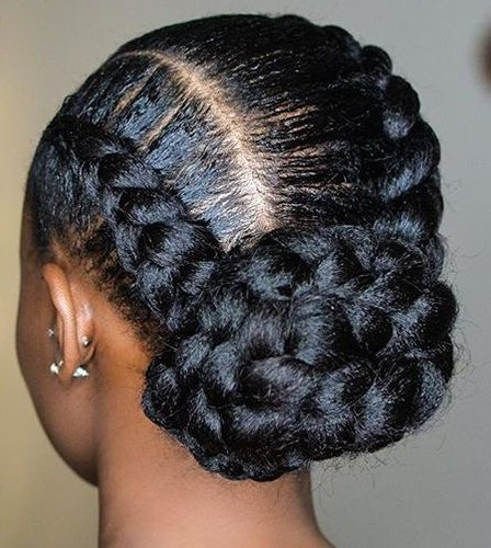 19 Brilliant Ideas Of Braids Hairstyles For Natural Hair New