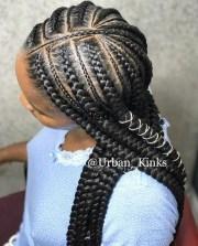 cute 20 cornrows kids hairstyles