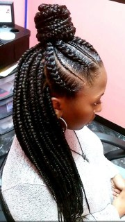 cornrow hairstyles school