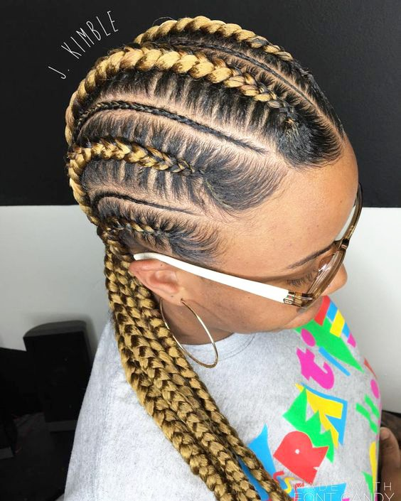 Cornrow Hairstyles For School New Natural Hairstyles