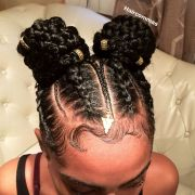 cornrows with beads adults